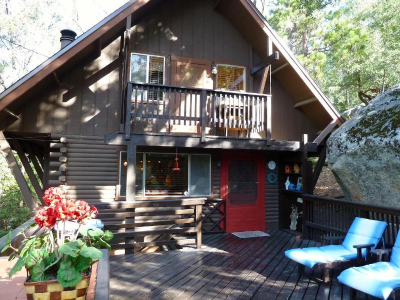 Boulder Creek Cottage - Boulder Creek Cottage ~ Rest, Renew, Reconnect - Idyllwild - rentals
