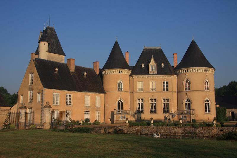 Chateau de Vauloge - Chateau de Vauloge, b&b in a castle - Fercé-sur-Sarthe - rentals