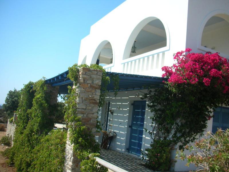 THE HOUSE - BREATHTAKING SUNSET - Antiparos - rentals