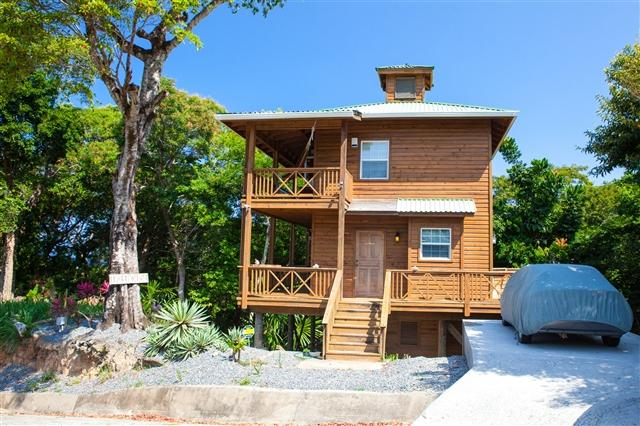 Treehouse at Linda Vista TREEHSE - Image 1 - West Bay - rentals