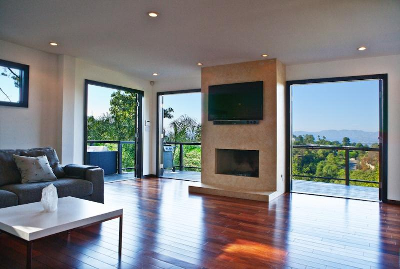Modern Villa Hollywood Hills - Image 1 - Los Angeles - rentals