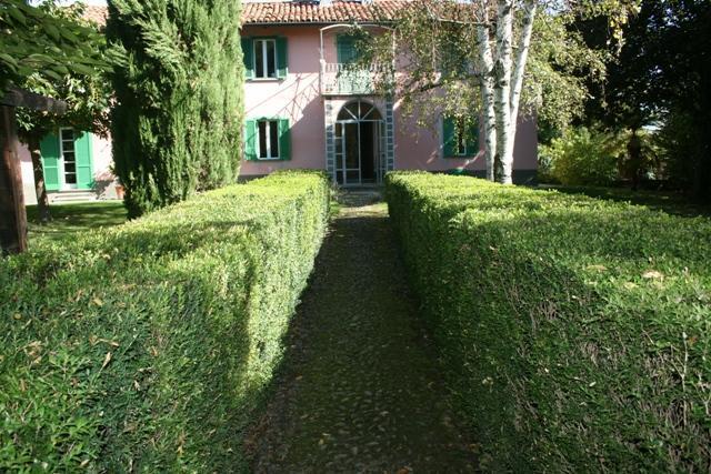 Garden view - Villa la Mariandrea - Govone - rentals