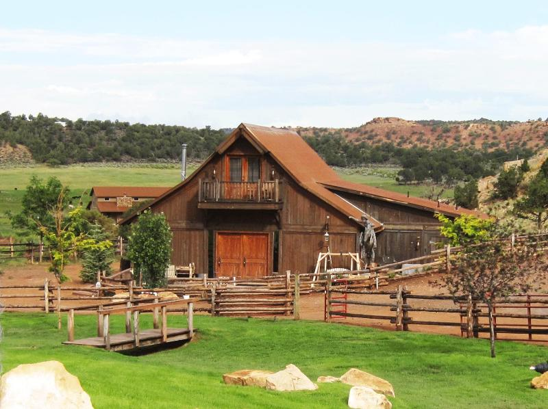 The Barn - The Ranch at Elk Valley - Capitol Reef National Park - rentals