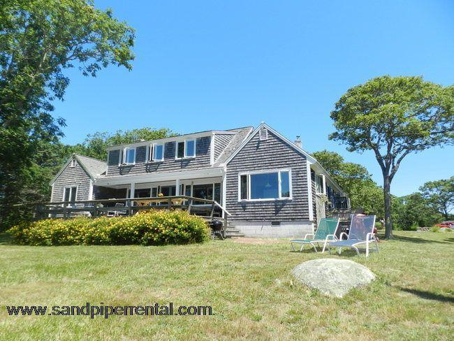 #2072 Sprawling house offers great space & more - Image 1 - Chilmark - rentals