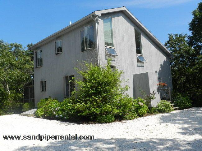 #7178  Enjoy summer living in this perfect Beach retreat - Image 1 - Edgartown - rentals