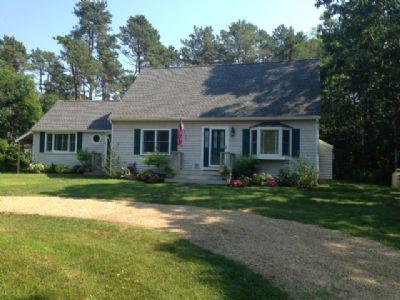 #7783 Tastefully decorated centrally air conditioned home - Image 1 - Edgartown - rentals