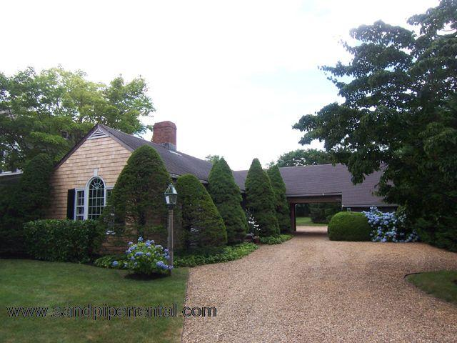 152 - Lovely Downtown Home on South Water Street - Image 1 - Edgartown - rentals