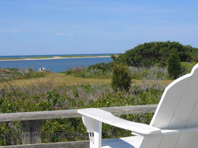 #313 Martha's Vineyard Vacation Cottage By The Sea - Image 1 - Chappaquiddick - rentals