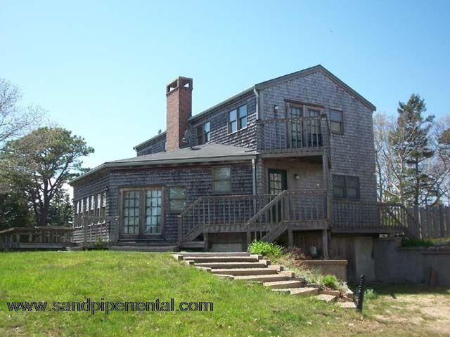 #333 Chappy Home Offers Unobstructed Views Of Katama Bay - Image 1 - Chappaquiddick - rentals
