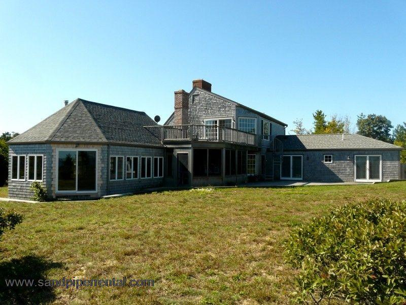 #406 Situated On The Breathtaking Cape Pogue Bay - Image 1 - Chappaquiddick - rentals