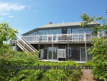 #493 Beach house on Chappy - Image 1 - Chappaquiddick - rentals