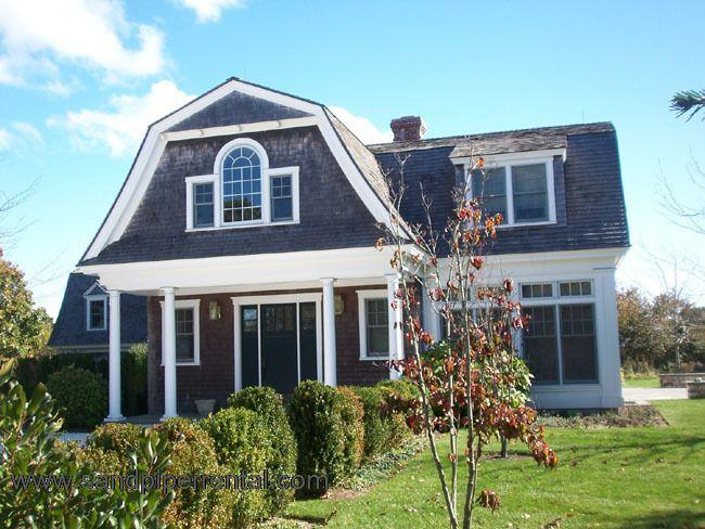 #495 Pristine Chappy home located on the top of Manaca Hill - Image 1 - Chappaquiddick - rentals