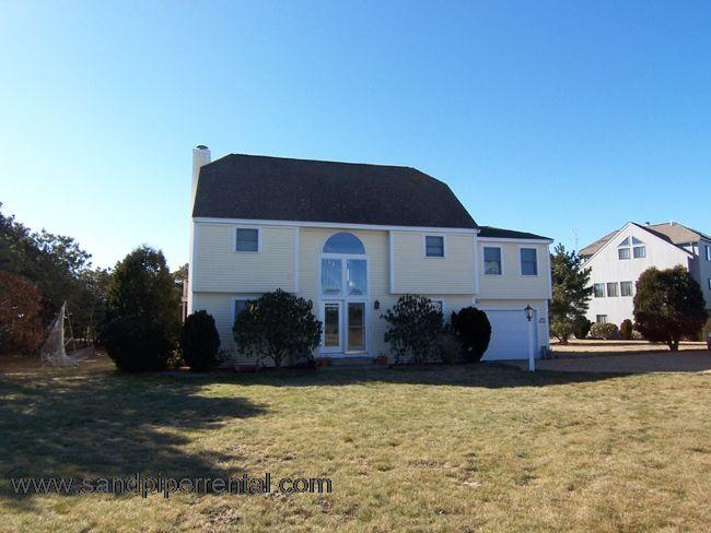 #679 Large outdoor deck for dining and entertaining - Image 1 - Edgartown - rentals