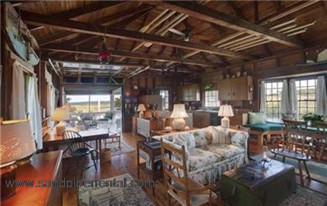 #702 three bedroom home w/ private sandy beach - Image 1 - Weston - rentals
