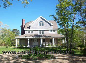 #983 Renovated Contemporary home in lower Makonikey - Image 1 - Vineyard Haven - rentals