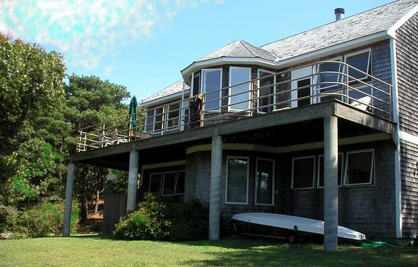 #1053 Spacious Makonikey home overlooking the North Shore - Image 1 - West Tisbury - rentals