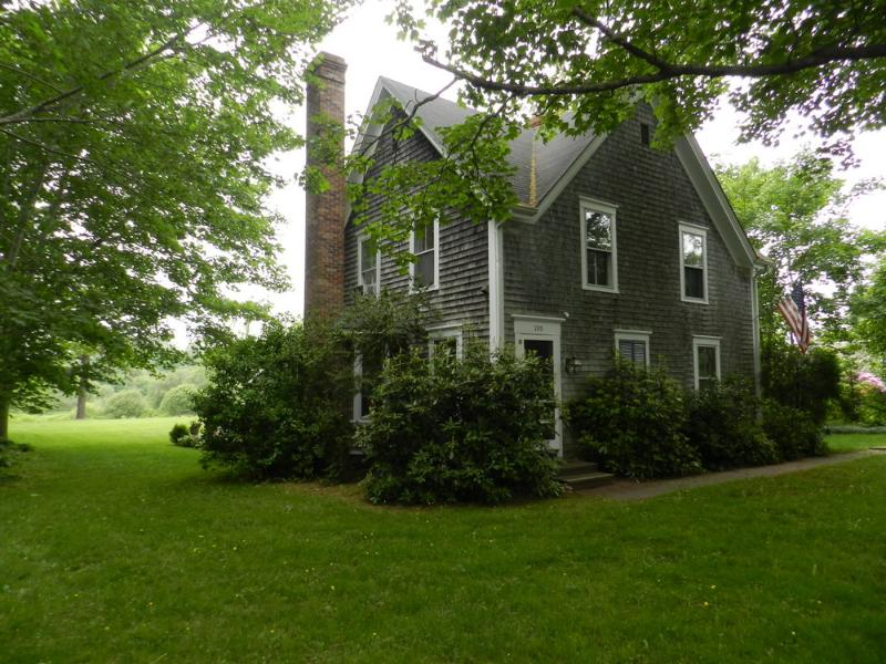 #1069 Mill Pond House is a restored 1890's farmhouse - Image 1 - West Tisbury - rentals