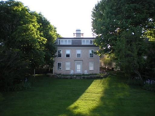 #1216 The Lothrop Merry House - Image 1 - Vineyard Haven - rentals