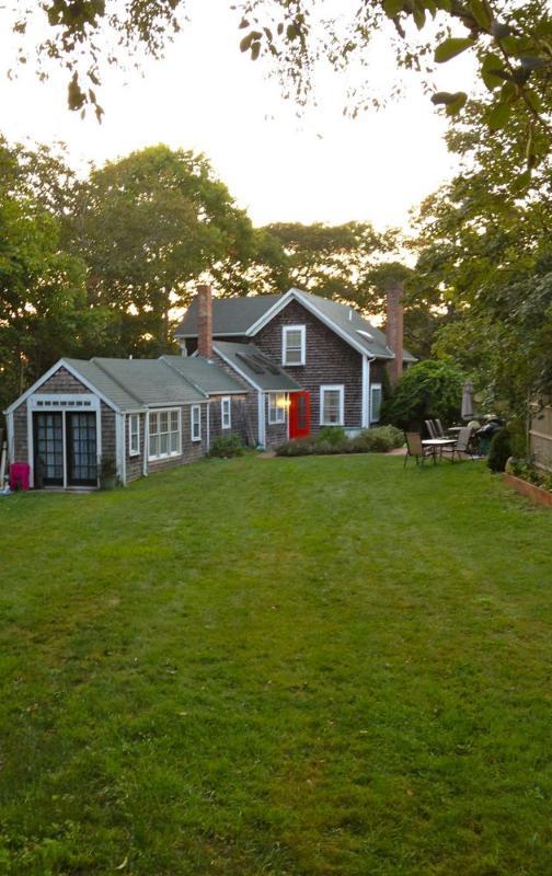#1219 Recent updates and amazing outdoor space - Image 1 - Vineyard Haven - rentals