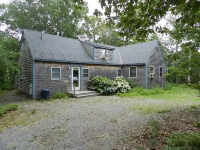 #1221 Contemporary cottage in quiet neighborhood - Image 1 - Vineyard Haven - rentals