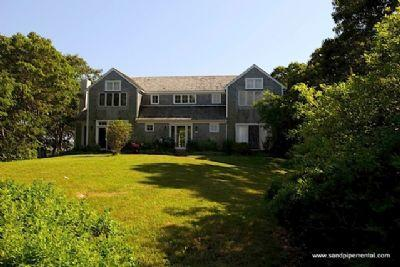 #2054 Lovely four bedroom home in Menemsha Hills - Image 1 - Chilmark - rentals