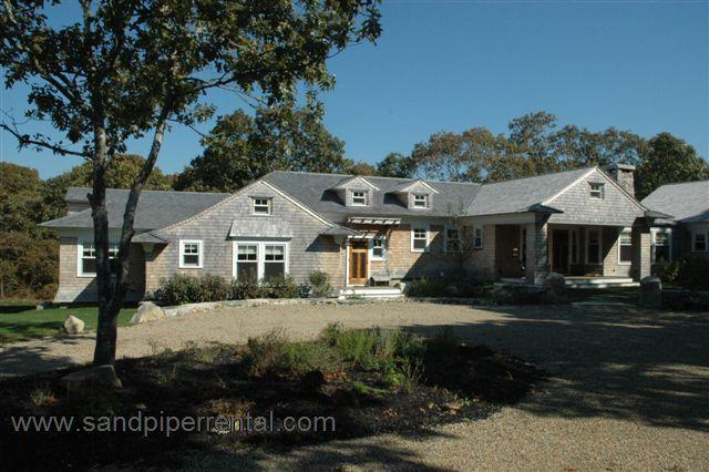 #2057 Elegance & style in private setting w/ key to Quansoo - Image 1 - Chilmark - rentals