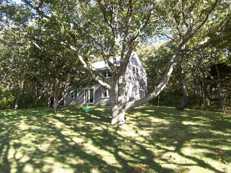 #10006 Prime waterfront Martha's Vineyard vacation Rental - Image 1 - West Tisbury - rentals