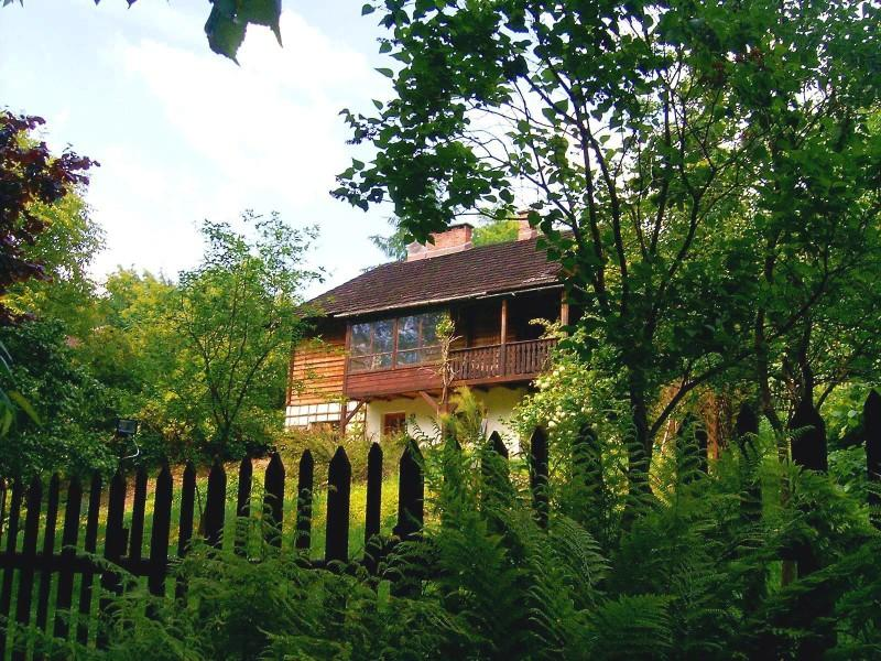 view from entrance - Quiet Hill  Poland - Ustron - rentals
