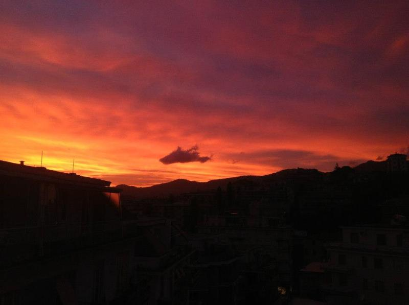 Rapallo Penthouse EST  350 Meters From The Beach! - Image 1 - Rapallo - rentals