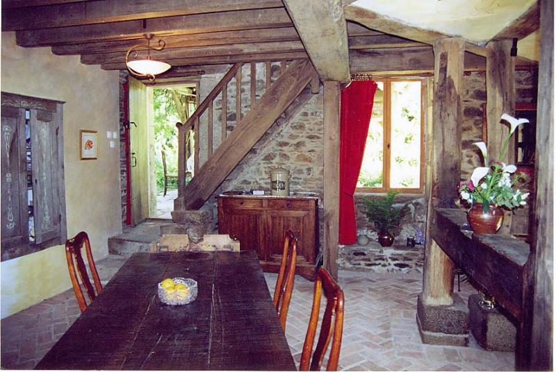 Le Moulin de Barre Chambres d'hotes B&B - Image 1 - Chemille Sur Indrois - rentals