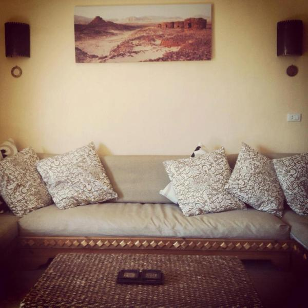 Lounge - Embah Holiday Apartment : Dahab - Dahab - rentals