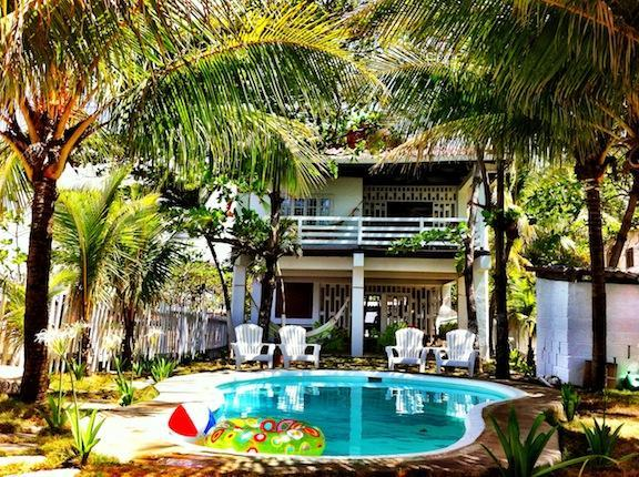 House and pool - Family Friendly Beachfront Vacation Home - Las Penitas - rentals