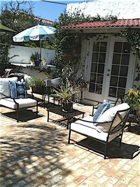 "courtyard view - Tampa ""islands""  Cottage - Convention Center/Downtown walking distance - Tampa - rentals"