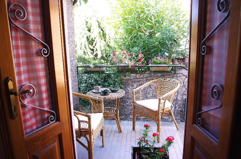 terrace - Charming cottage embraced by mountains - Bagni Di Lucca - rentals