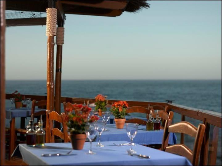 La Cala Private beach restaurant - LA Manga Club Resort  2 Bed Villa Wi-Fi. -50% Golf - Cartagena - rentals