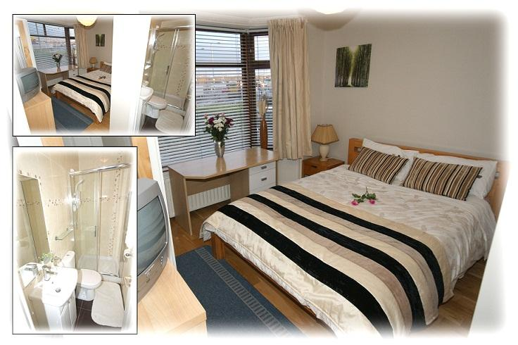 DOUBLE ROOM WITH ENSUITE - GREENMOUNT BED AND BREAKFAST - BELFAST - Belfast - rentals