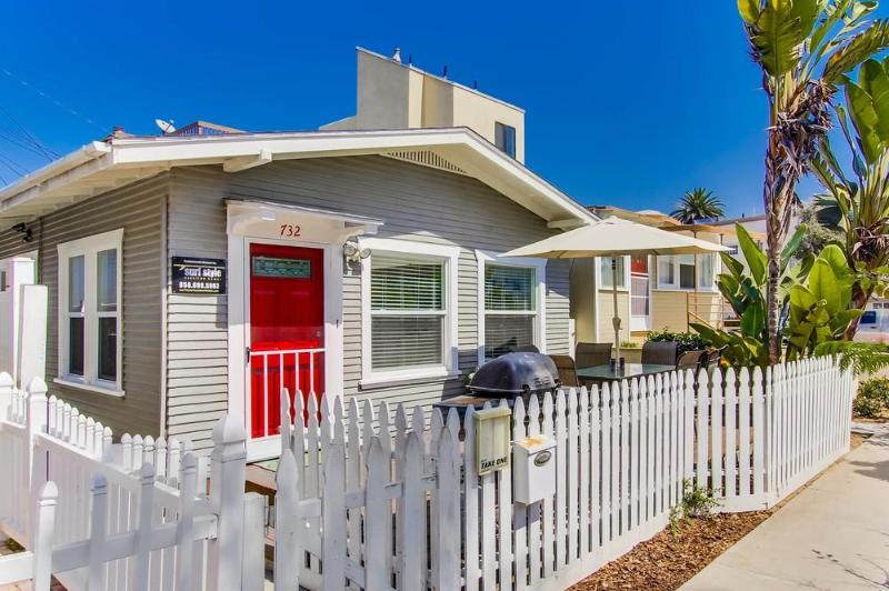 ***Charming Mission Beach COTTAGE*** - Image 1 - Pacific Beach - rentals