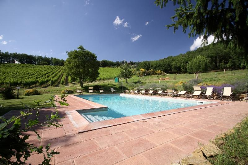 Countryside 2 Bedroom Vacation House Near Florence - Image 1 - Florence - rentals