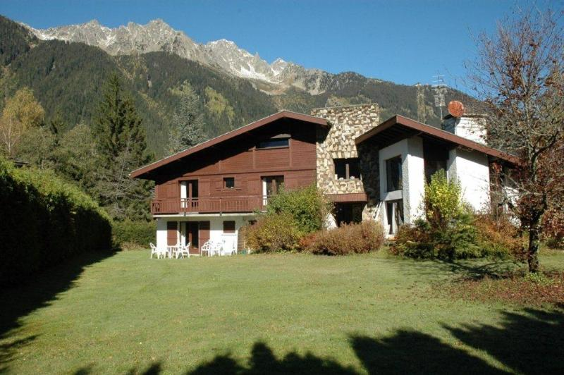 Apartment in Chamonix, 4 people,Chemin du Daulaghiri - Apartment in chalet in Chamonix-Mont-Blanc - 4 people - Chamonix - rentals