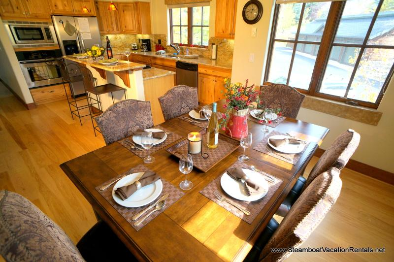 Pines at Ore House Condo #202 PH6 - Image 1 - Steamboat Springs - rentals