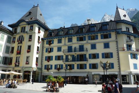 Des Alpes - Image 1 - Chamonix - rentals