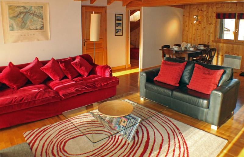 Capucin - Image 1 - Chamonix - rentals