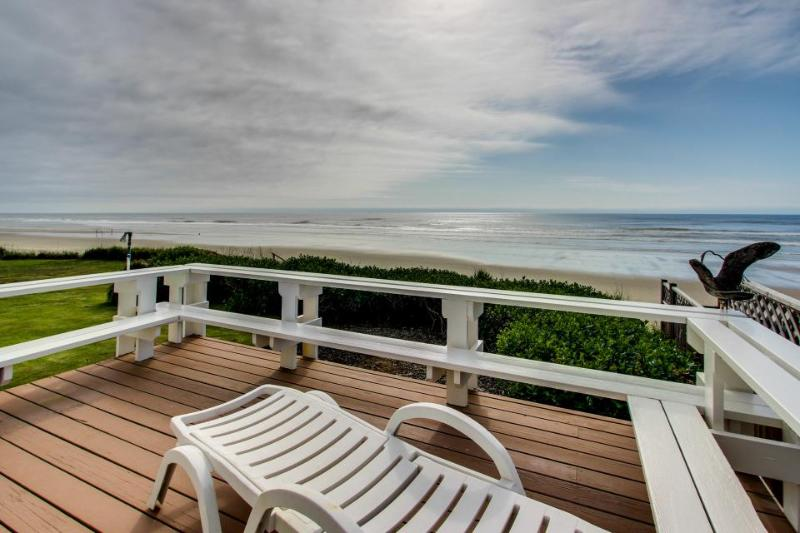 Oceanfront, great water views, WiFi! - Image 1 - Yachats - rentals