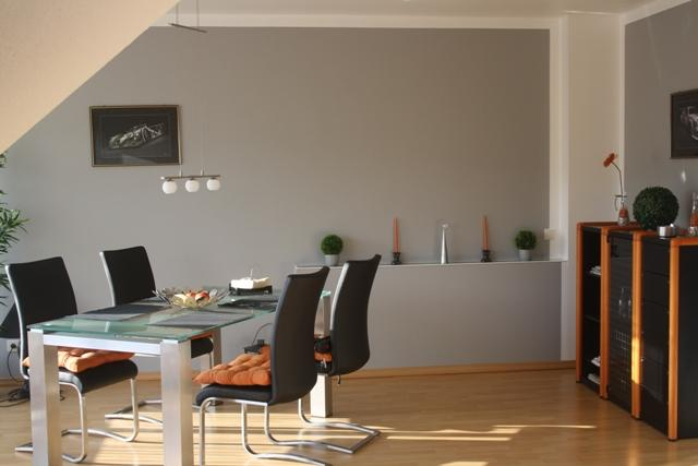Holiday Flat 2.5 room on the sunny side of the Rhine - Image 1 - Bad Hönningen - rentals