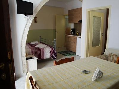 MARJORAM SITTING AREA - Marjoram - Comfortable Studio In The Old Town - Chania - rentals