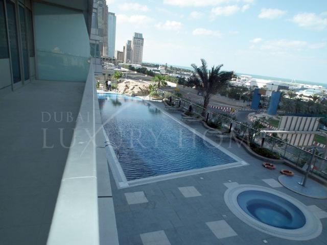 pool - Dubai Marina Vista Palma Jumeirah vacanza di lusso a Dubai - Dubai - rentals