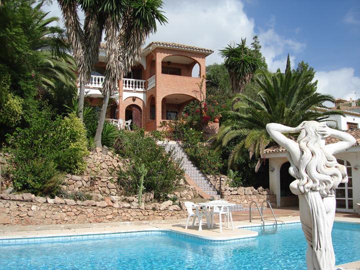 El Nido Aguilas - Stunning Holiday Villa in Benalmadena Pueblo - Benalmadena - rentals