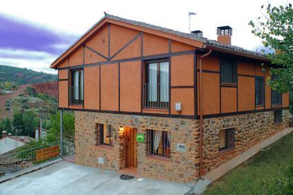 Casa de estilo tradicional - Rural cottage La Vereda de Puebla - Puebla de Valles - rentals