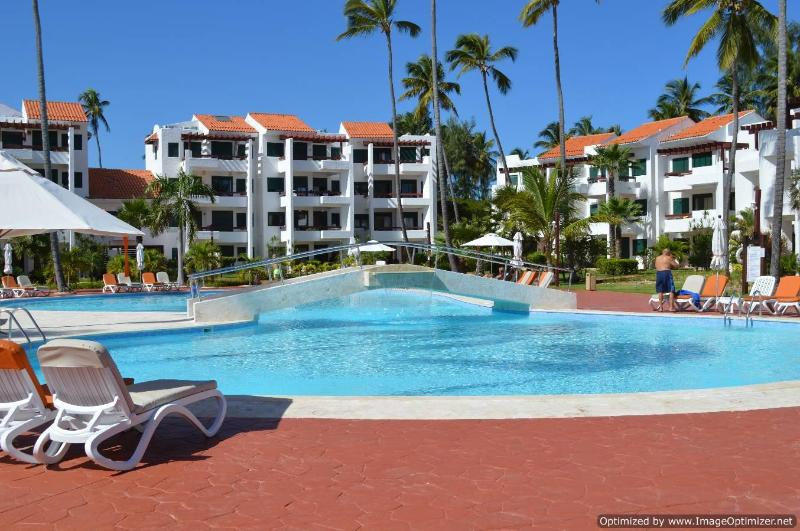 1 BR  Stanza Mare Condo, Punta Cana on the beach - Image 1 - Punta Cana - rentals