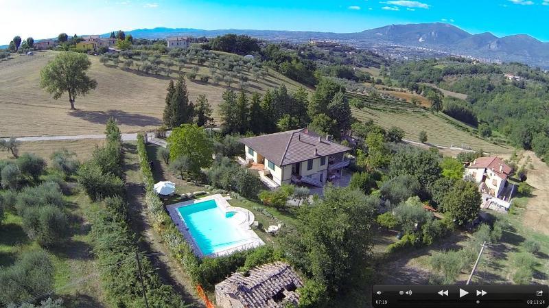 Villa Mafalda - Image 1 - Terni - rentals